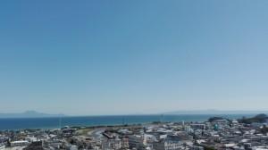 島原城 展望