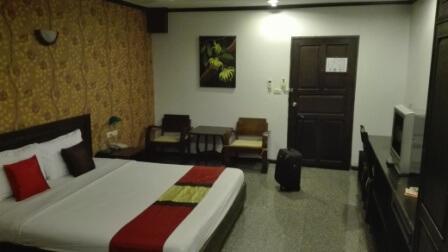 チェンマイ ホテル