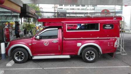 チェンマイ タクシー