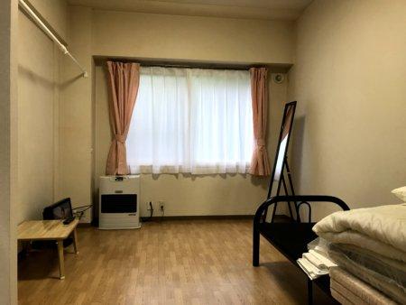 リゾートバイトの寮