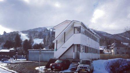 スキー場リゾートバイトの寮