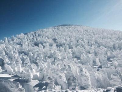 リゾートバイトおすすめ・蔵王樹氷